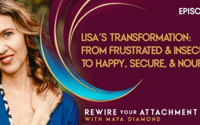 Lisa's Transformation: From Frustrated & Insecure to Happy, Secure, & Nourished / 003