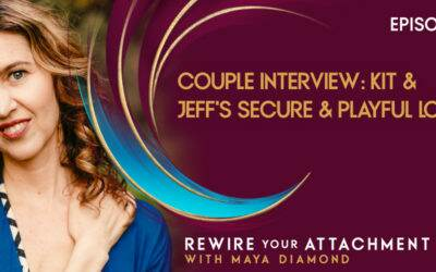 Couple Interview: Kit & Jeff's Playful & Secure Love / 007