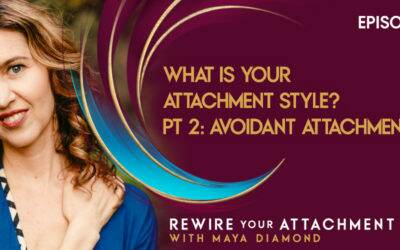 What is Your Attachment Style? Part 2 – Avoidant Attachment / 009