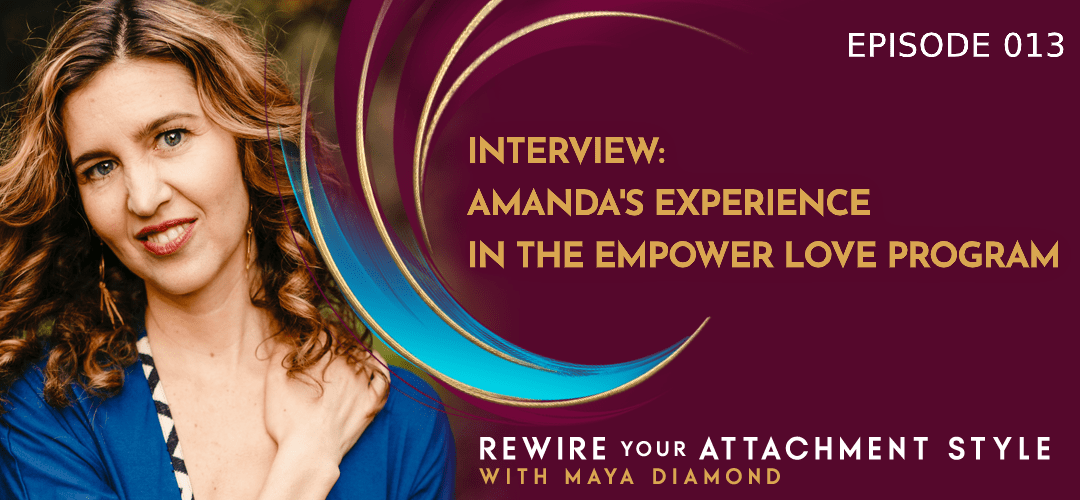 Interview: Amanda's Experience in the Empower Love Program / 013
