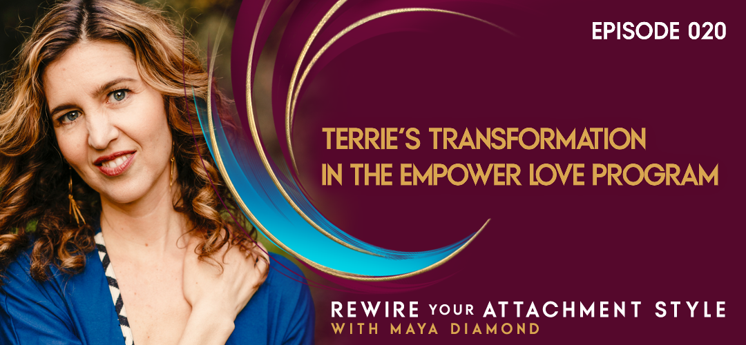 Terrie's Transformation in the Empower Love Program / 020